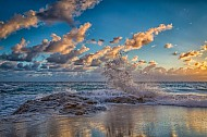 Beach Sunsets Orange County, CA